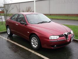 Alfa Romeo 156 2.5 V6 24V 4DR 1999
