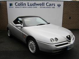 Alfa Romeo Spider 2.0 TS 16V 2DR 1998