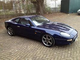 Aston Martin DB7 FH 2dr Auto Coupe 3.2 1996