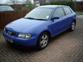 Audi A3 1.8 3dr Hatchback 1997