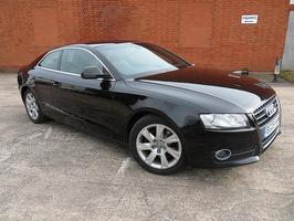 Audi A5 2.0T FSI 180 2DR 2009