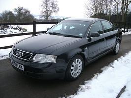 Audi A6 1.8 T SE 4DR MULTITRONIC 1999