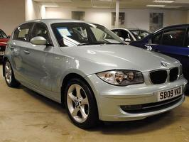 BMW 1 SERIES 116I SE 5DR 1.6 2005