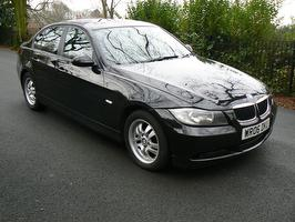 BMW 3 SERIES 318D ES 4DR 2.0 2006
