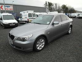 BMW 5 SERIES 520i SE 4dr 2.2 2004