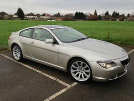 BMW 6 SERIES 645CI 2DR AUTO 4.4 2004