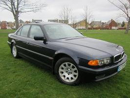 BMW 7 SERIES 740I V8 4DR AUTO 4.0 1997