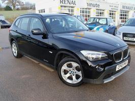 BMW X1 SDRIVE 18D SE 5DR 2.0 2010