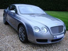 Bentley Continental 6.0 W12 2DR AUTO 2004