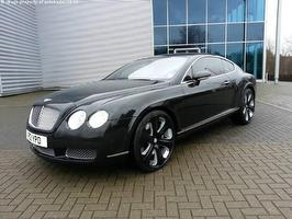 Bentley Continental Gt 6.0 W12 2dr Auto Coupe 2004