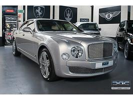 Bentley Mulsanne 6.8 V8 4DR AUTO 2012